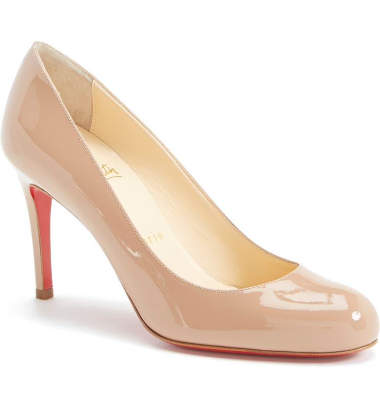 3fcef620d7 Christian Louboutin Simple Pump | Nordstrom