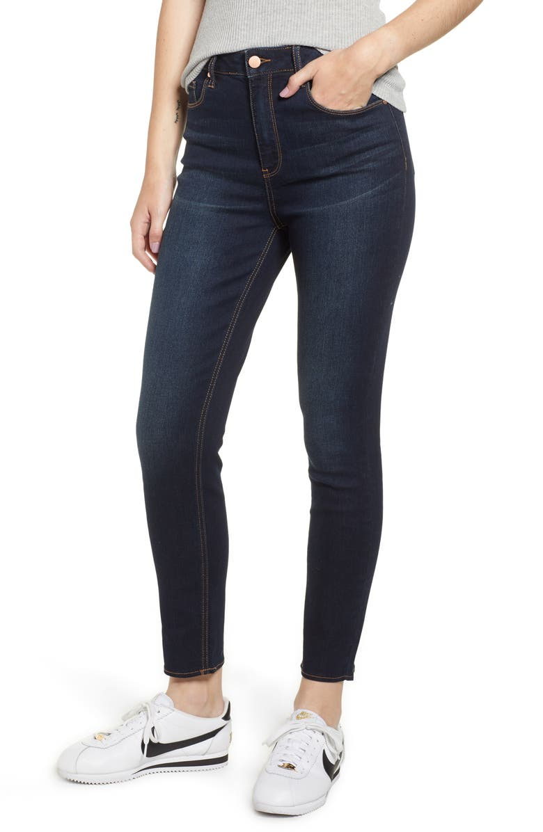 TINSEL High Waist Ankle Jeggings, Main, color, 401