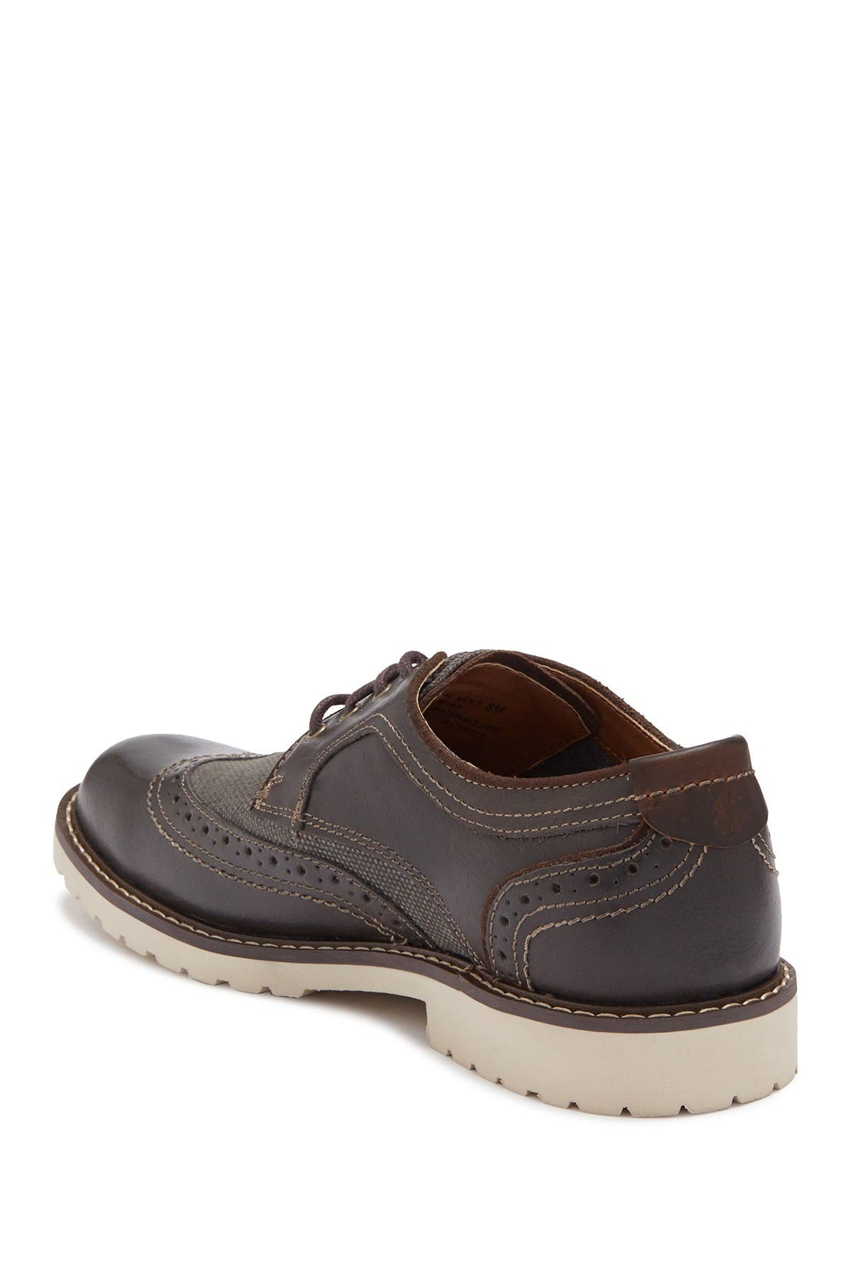 Image of Lucky Brand Monroe Wingtip Derby