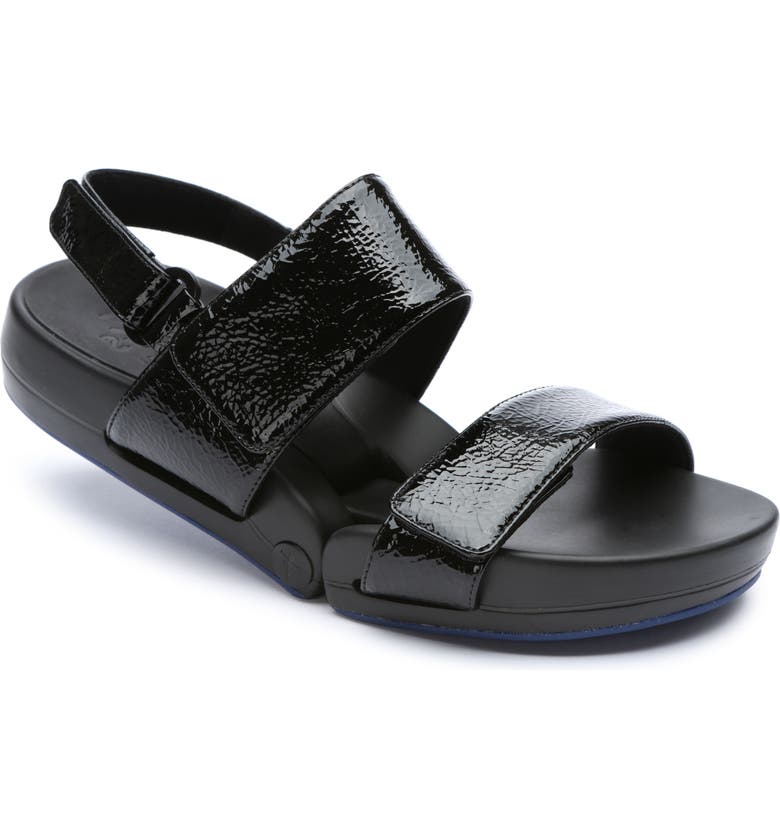 FIGS BY FIGUEROA Figulous Sandal, Main, color, 001