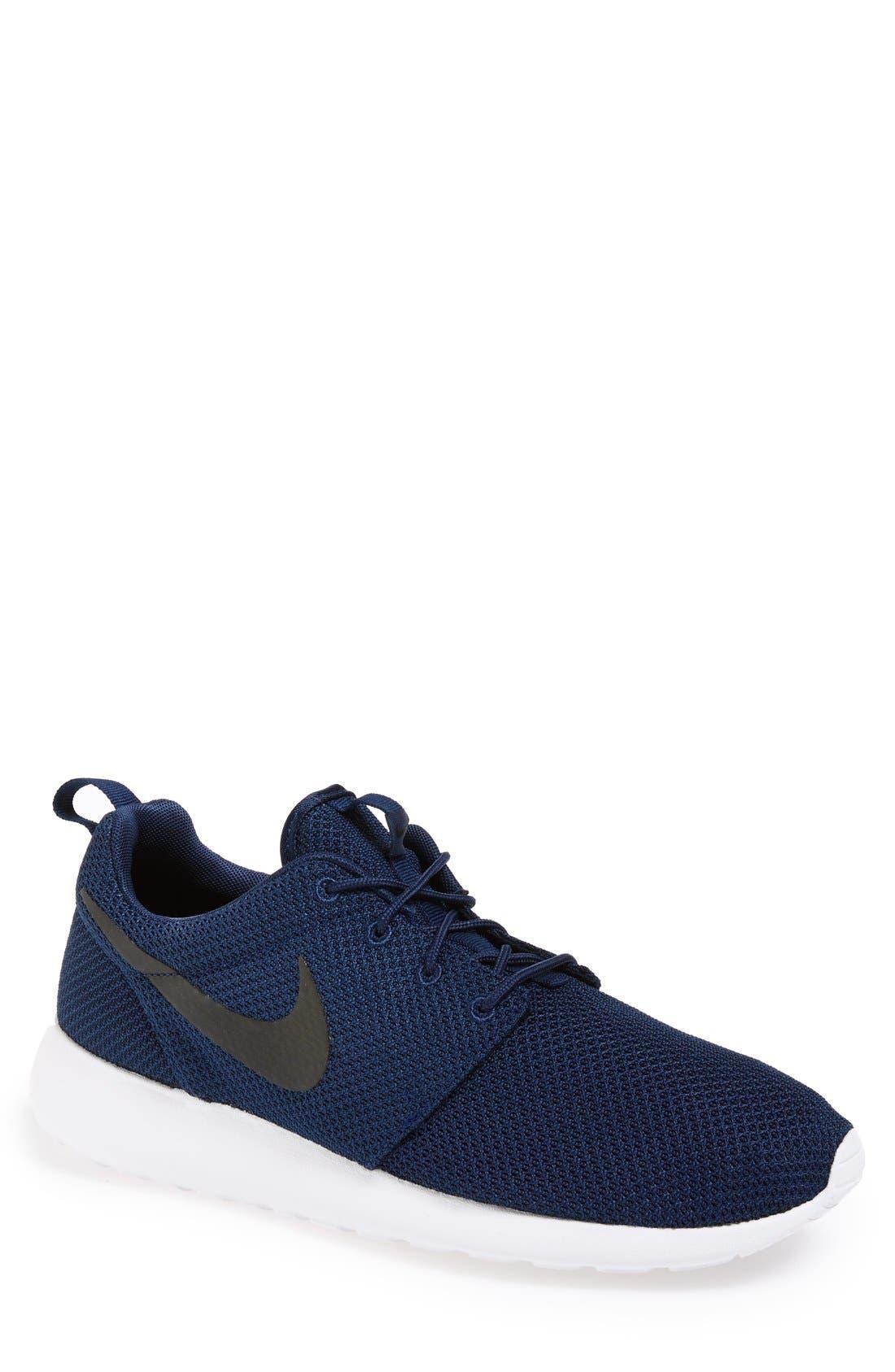 ,                             'Roshe Run' Sneaker,                             Main thumbnail 107, color,                             405