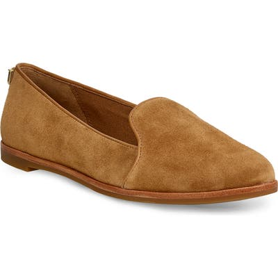Ugg Bonnie Loafer Flat, Brown