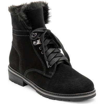 Blondo Vedette Waterproof Lace-Up Boot, Black