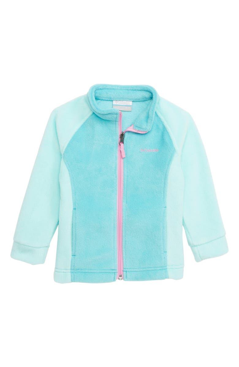 74d1d7596 Columbia Benton Springs Fleece Jacket (Baby Girls) | Nordstrom