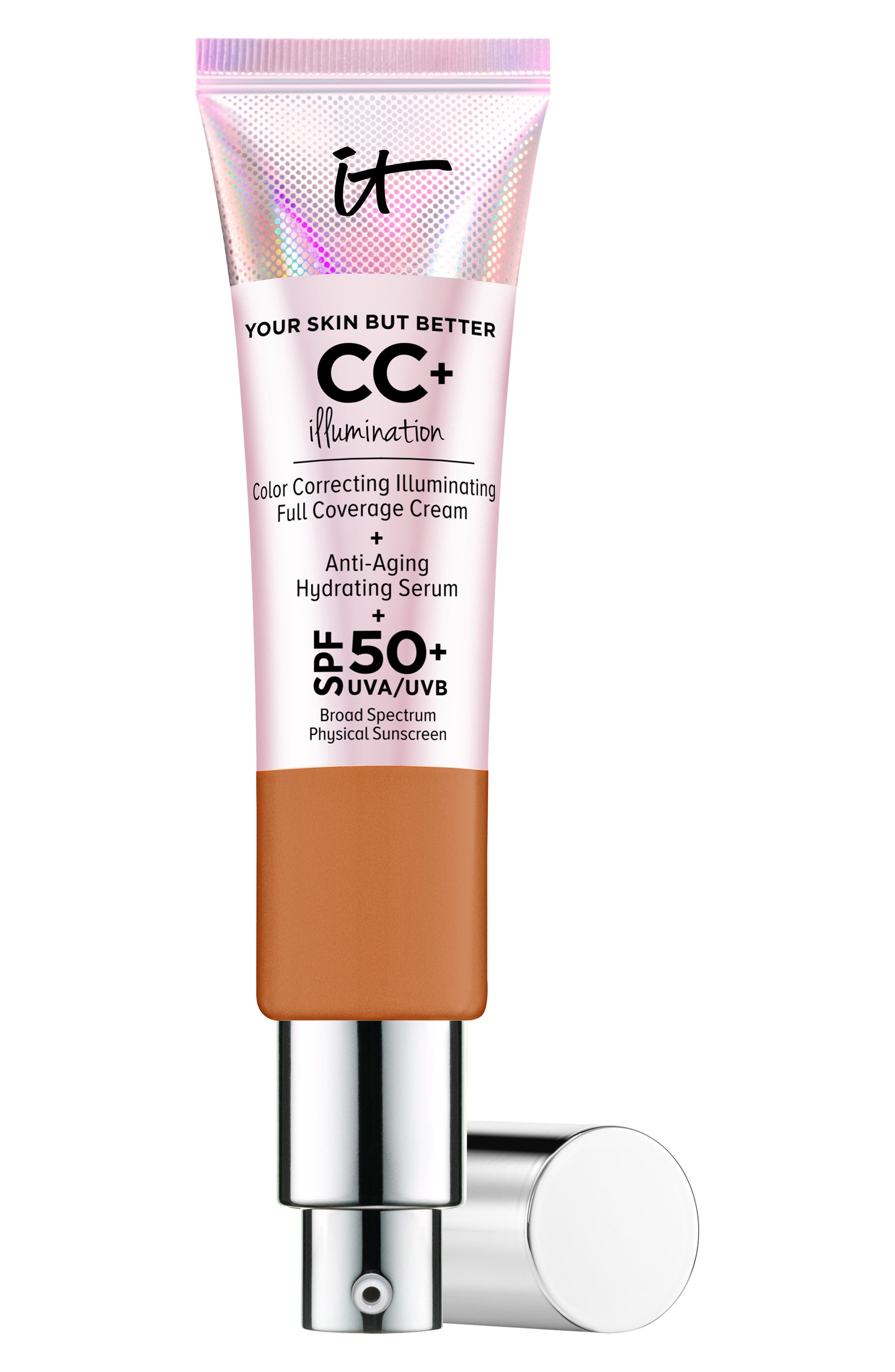 Cc+ Cream Illumination Spf 50+ Full Coverage Cream Corrector & Serum