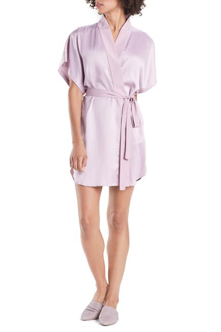 Image of Natori Satin Elements Robe