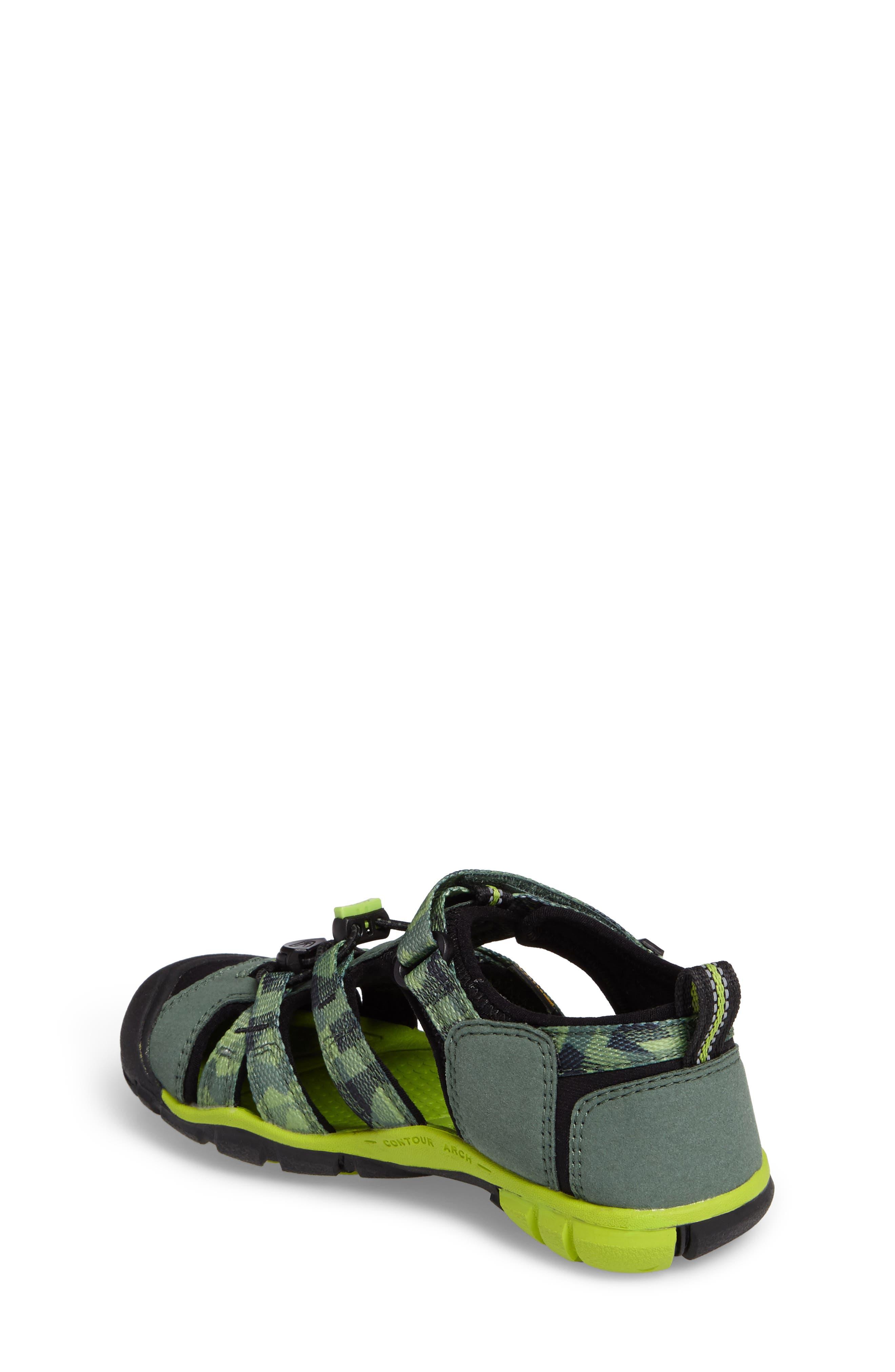 ,                             'Seacamp II' Water Friendly Sandal,                             Alternate thumbnail 134, color,                             302