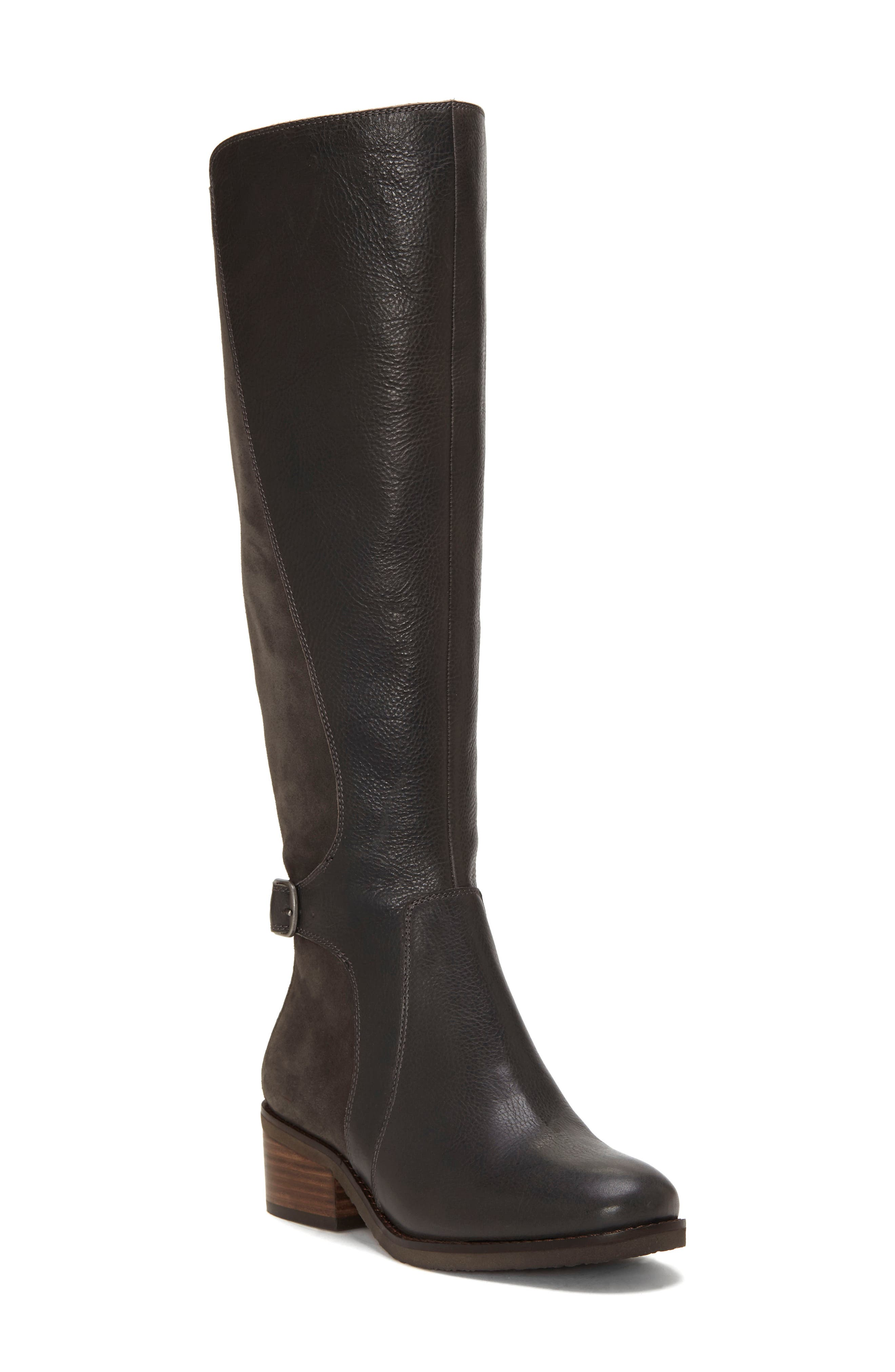 Lucky Brand Timinii Tall Boot- Grey