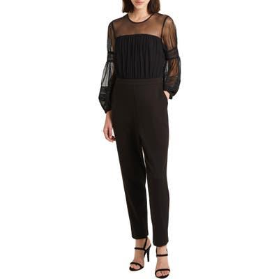 French Connection Paulette Jumpsuit, Black