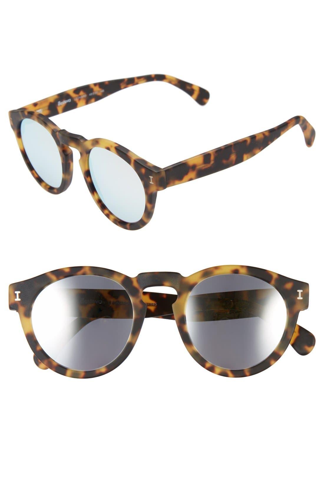 ,                             'Leonard' 47mm Sunglasses,                             Main thumbnail 79, color,                             206