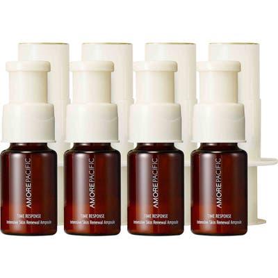 Amorepacific Time Response Intensive Skin Renewal Ampoule