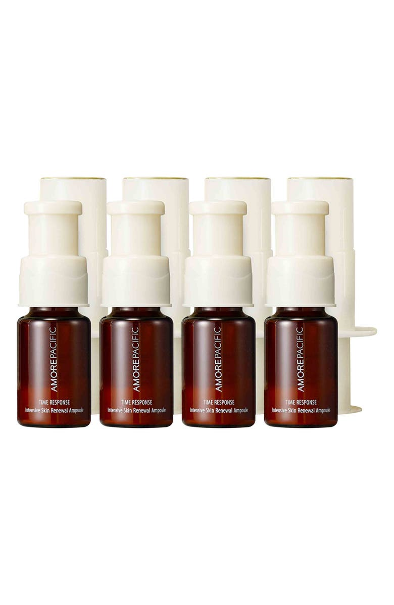 AMOREPACIFIC Time Response Intensive Skin Renewal Ampoule, Main, color, NO COLOR