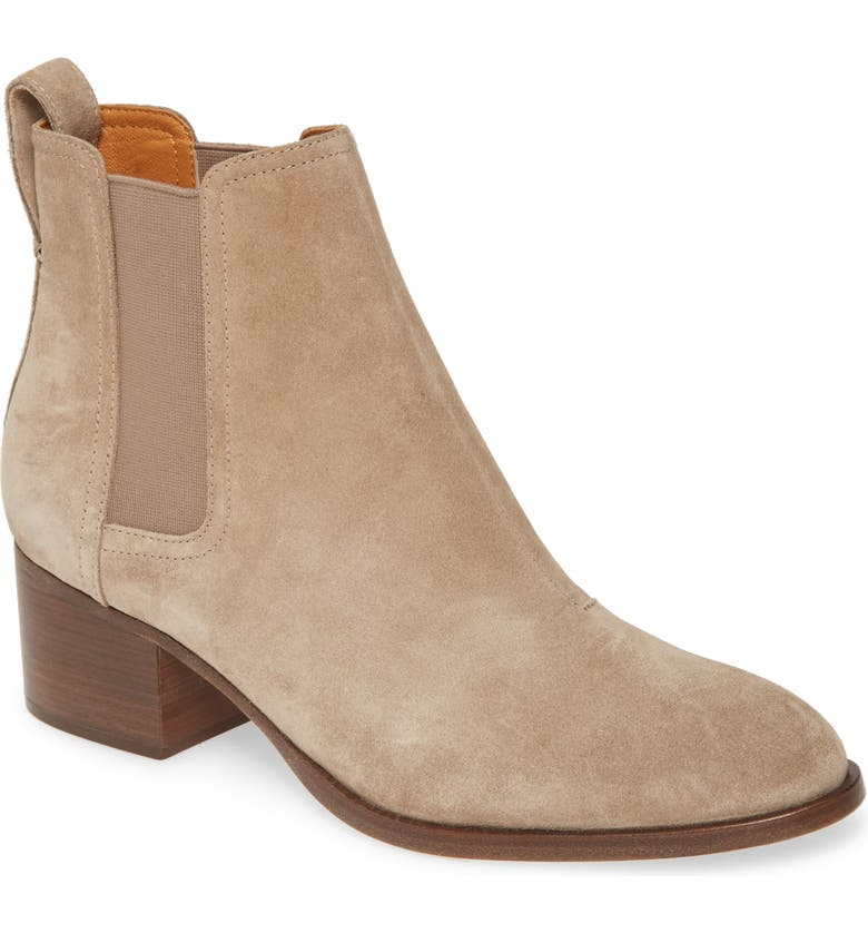 RAG & BONE 'Walker' Bootie, Main, color, WARM GREY