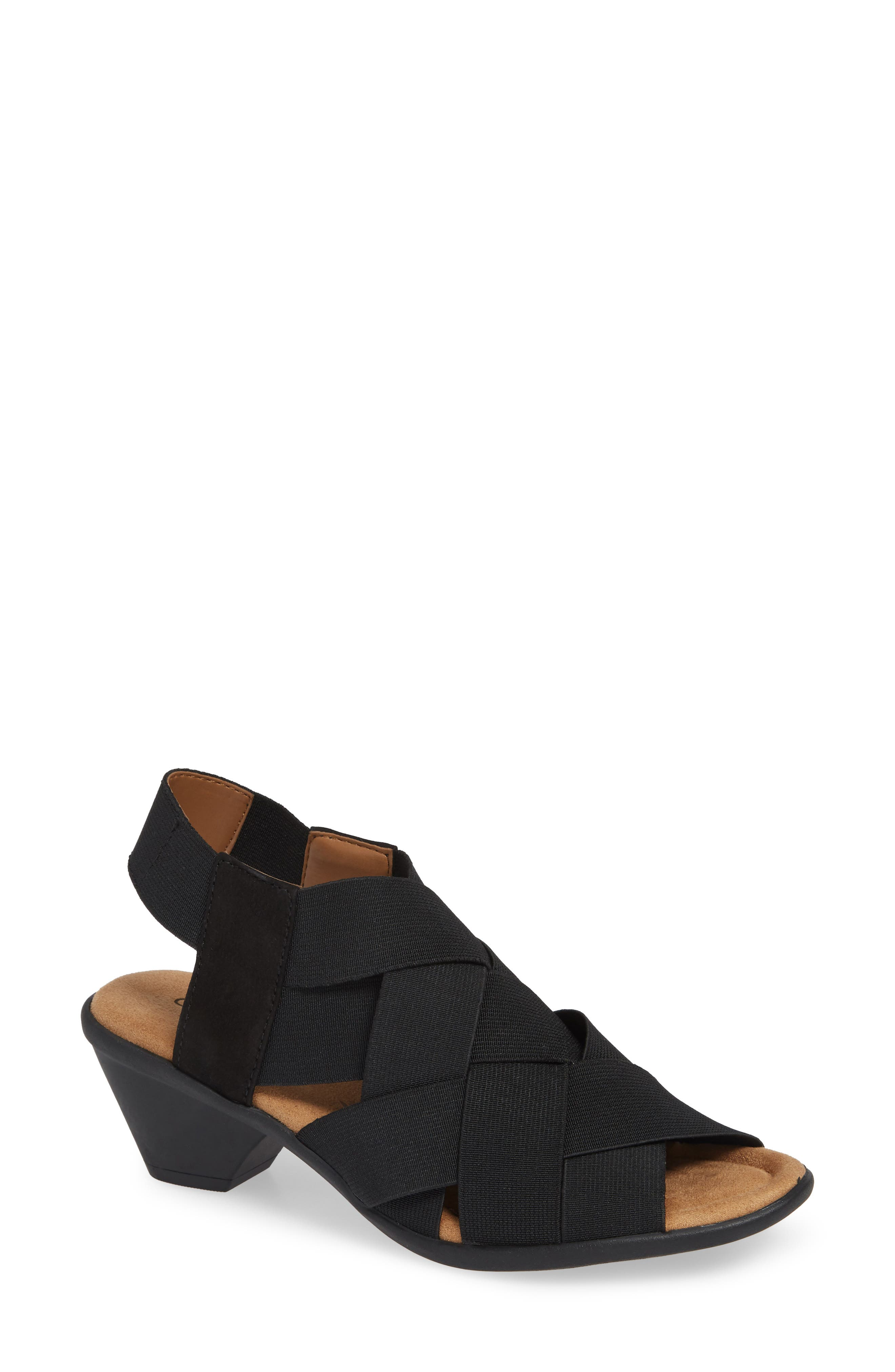 Farrow Woven Slingback Sandal