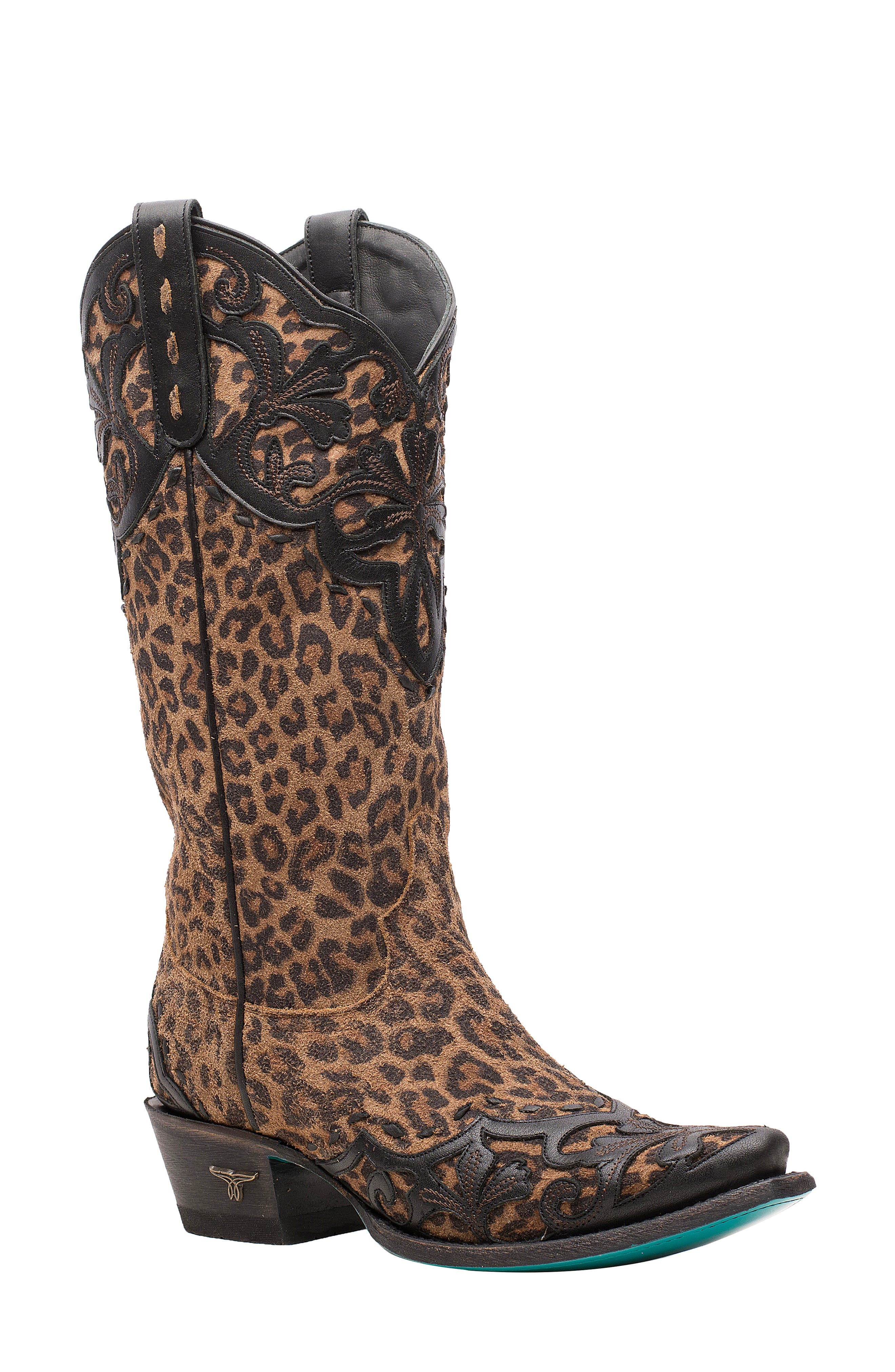 Lilly Western Boot