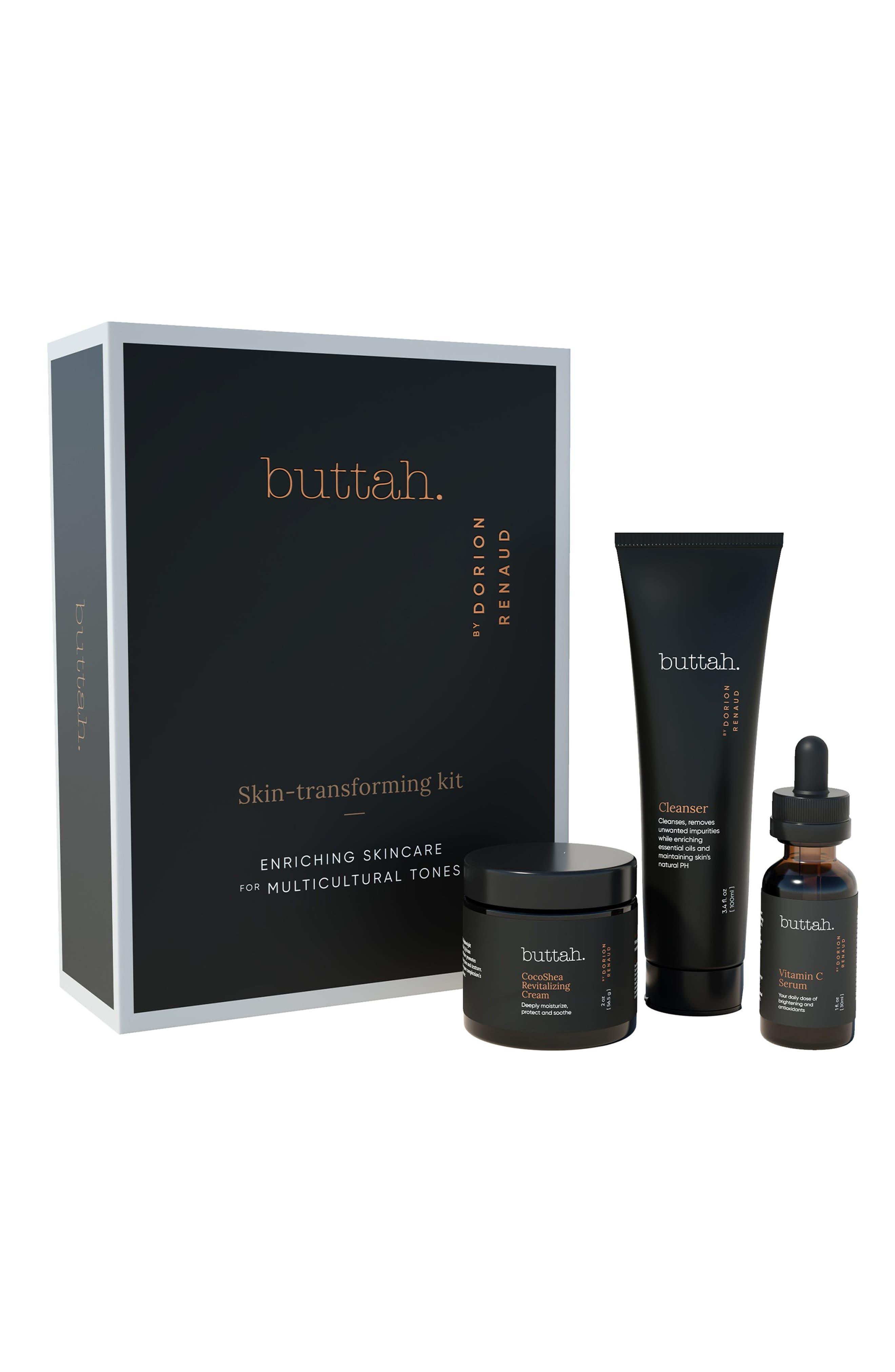 Skin-Transforming Kit With Cocoshea Revitalizing Cream