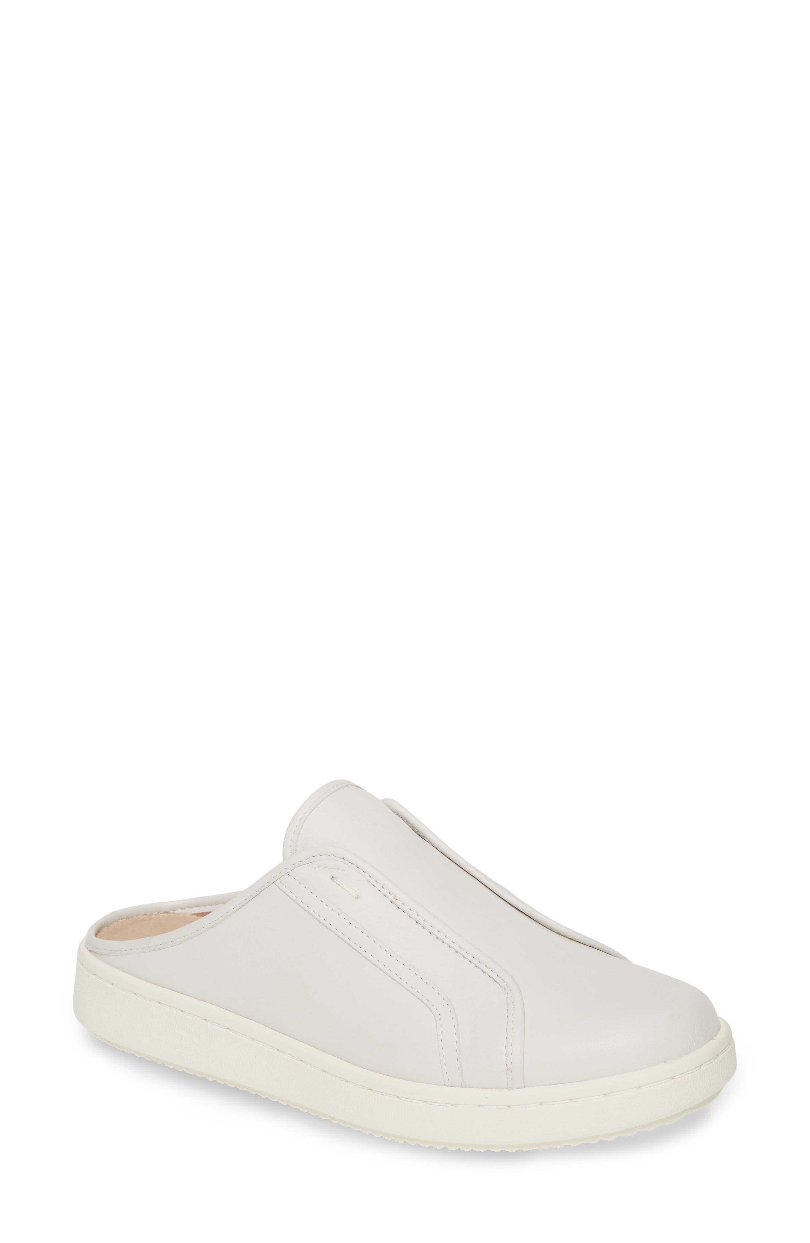 Eileen Fisher News Slip-On Sneaker, White