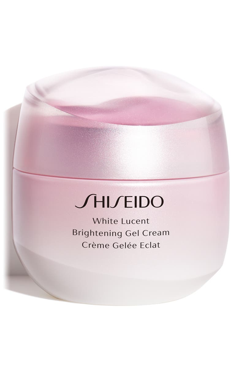 SHISEIDO White Lucent Brightening Gel Cream, Main, color, NO COLOR
