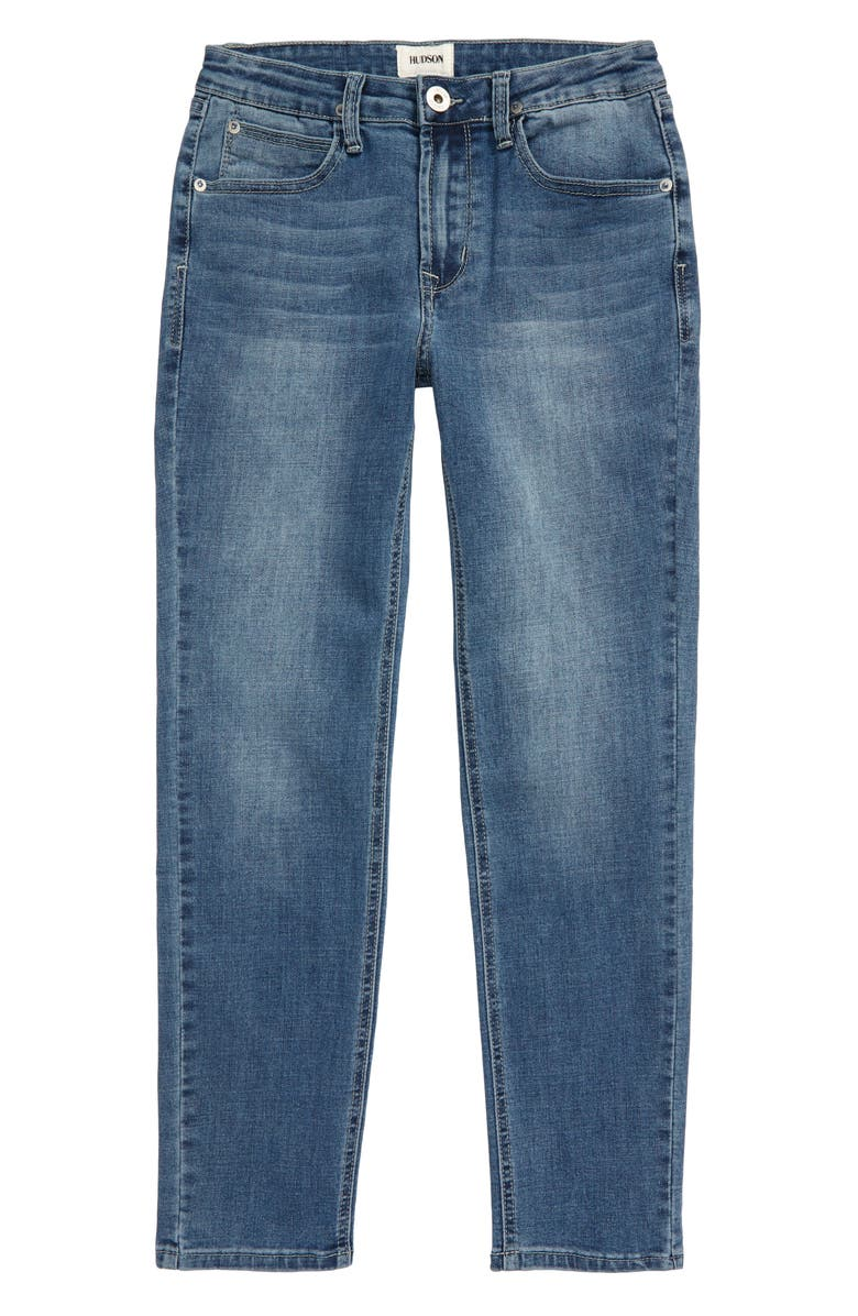HUDSON JEANS Jagger Slim Straight Leg Jeans, Main, color, CYFAM WASH