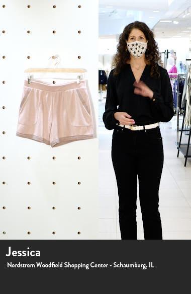 Double Knit Lounge Shorts, sales video thumbnail
