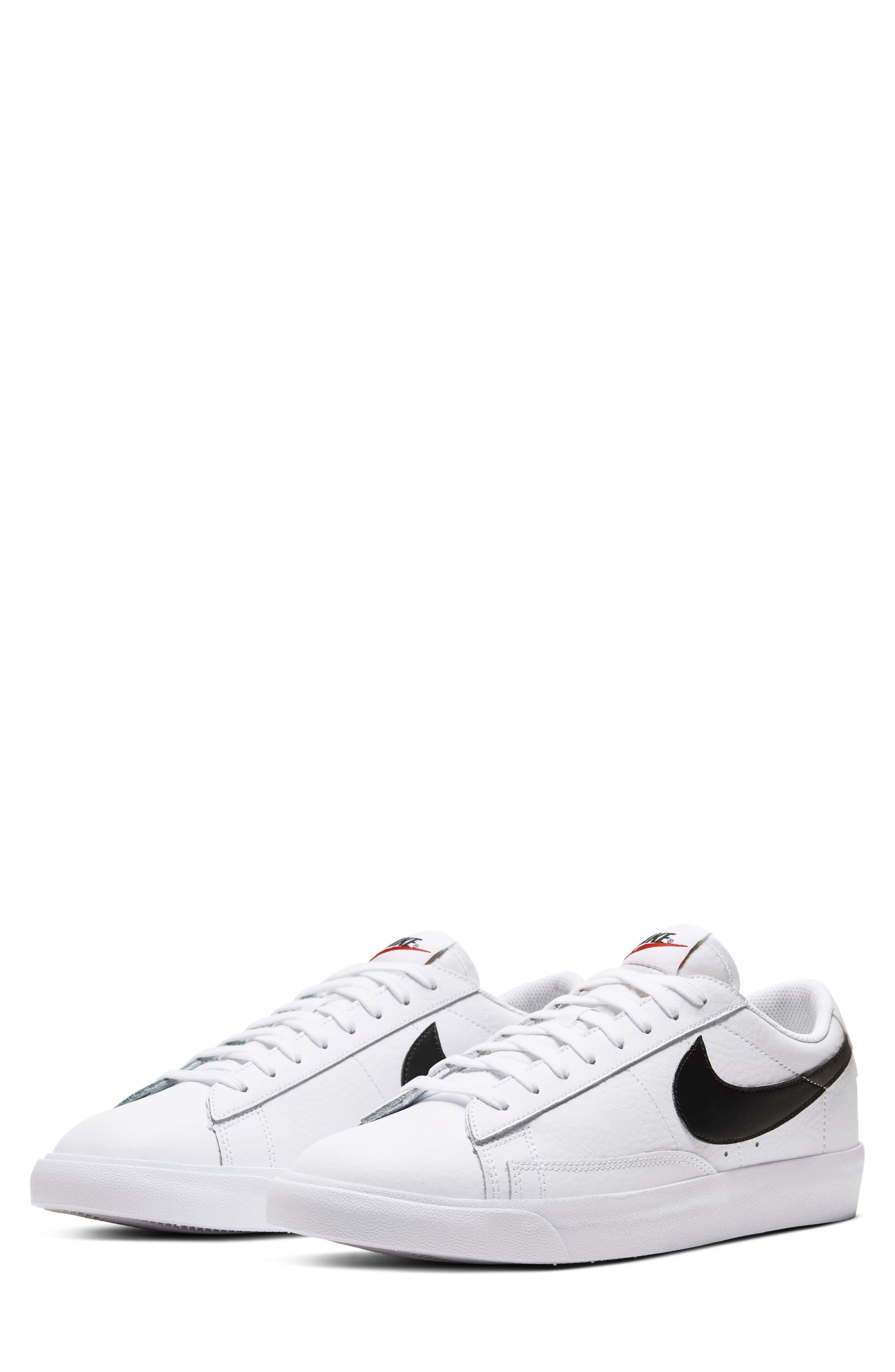 Nike Blazer Low Leather Sneaker (Men