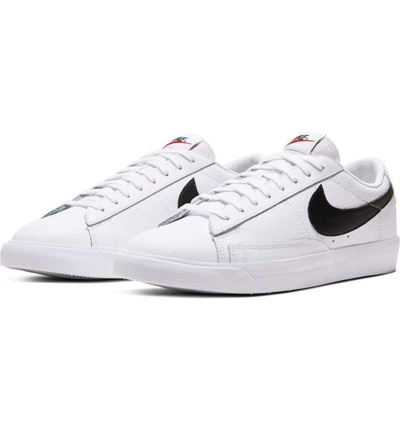 Nike Blazer Low Leather Sneaker (Men) | Nordstrom