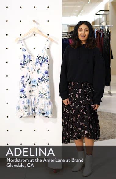 Ressie Floral Print Sundress, sales video thumbnail