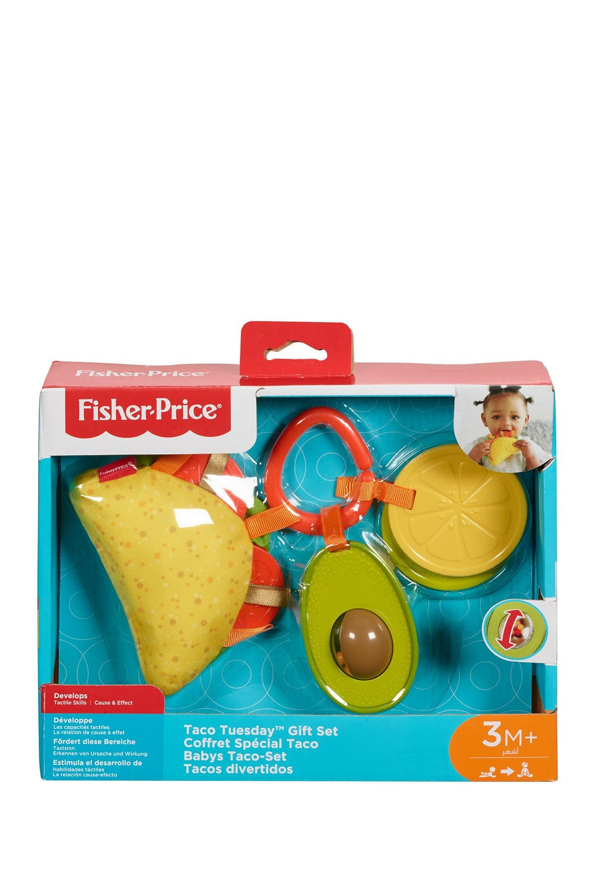 Image of Fisher-Price Taco Tuesday Gift Set