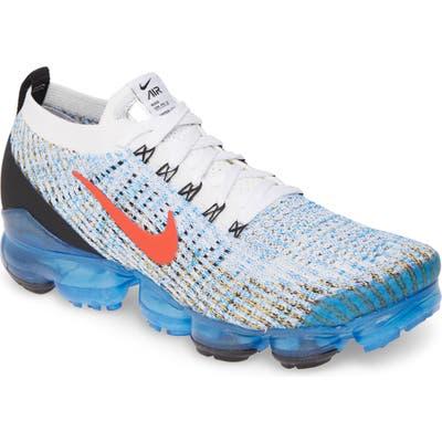Nike Air Vapormax Flyknit 3 Sneaker- White