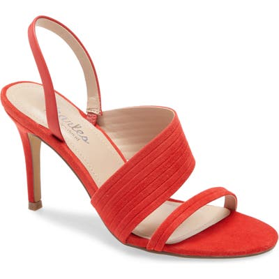 Charles By Charles David Helix Sandal, Red