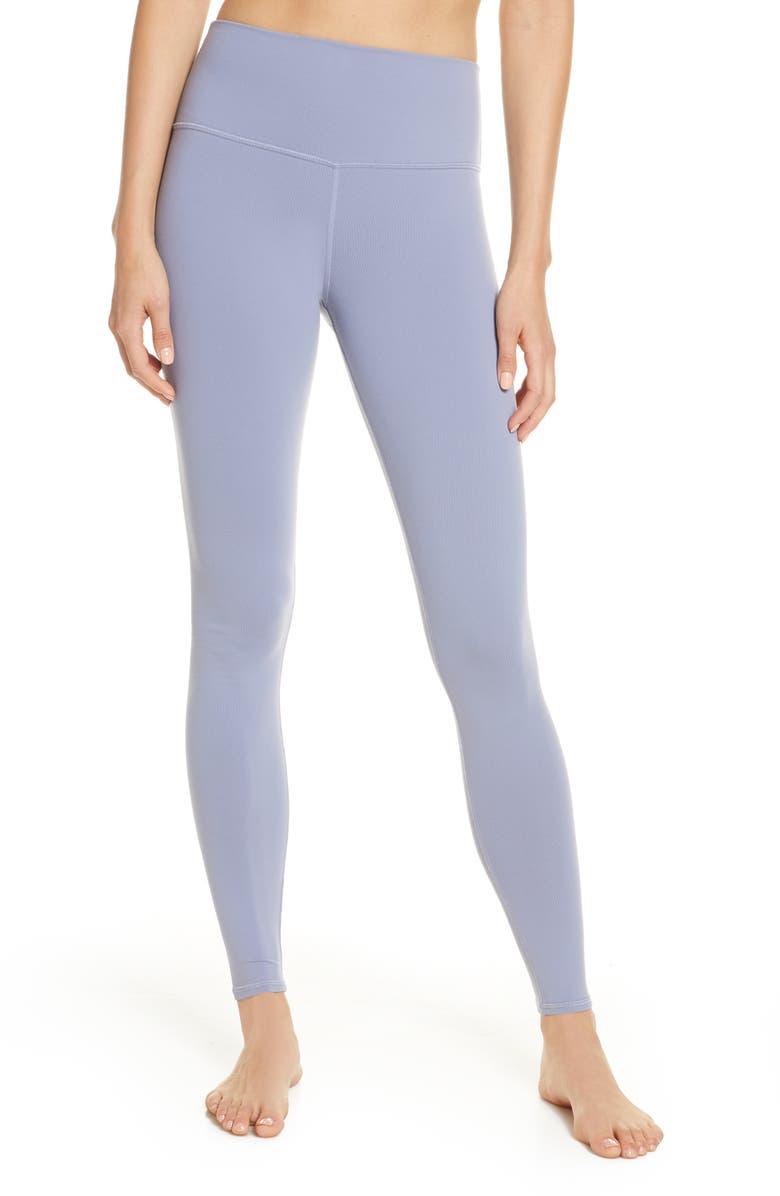 ALO Airbrush High Waist Leggings, Main, color, 472