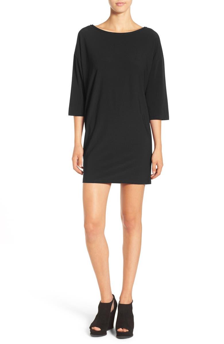 LEITH Dolman Dress, Main, color, 001