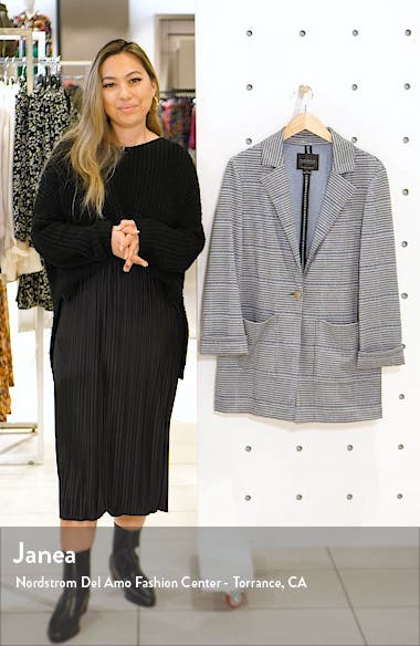 The Editor Houndstooth Blazer, sales video thumbnail