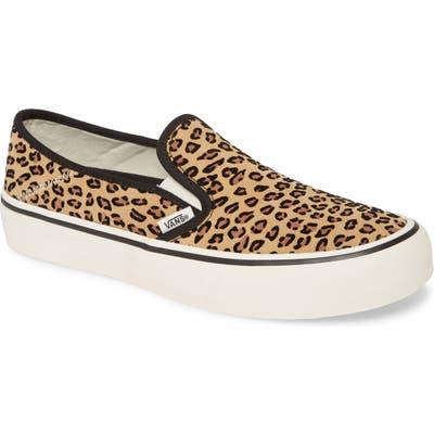 Vans Convertible Slip-On Sneaker, Brown