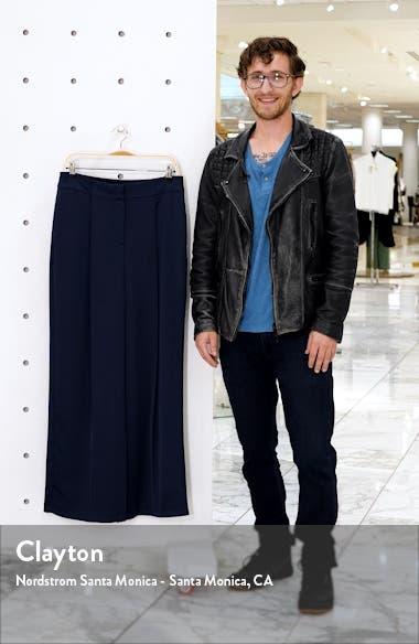 Satin Wide Leg Trousers, sales video thumbnail