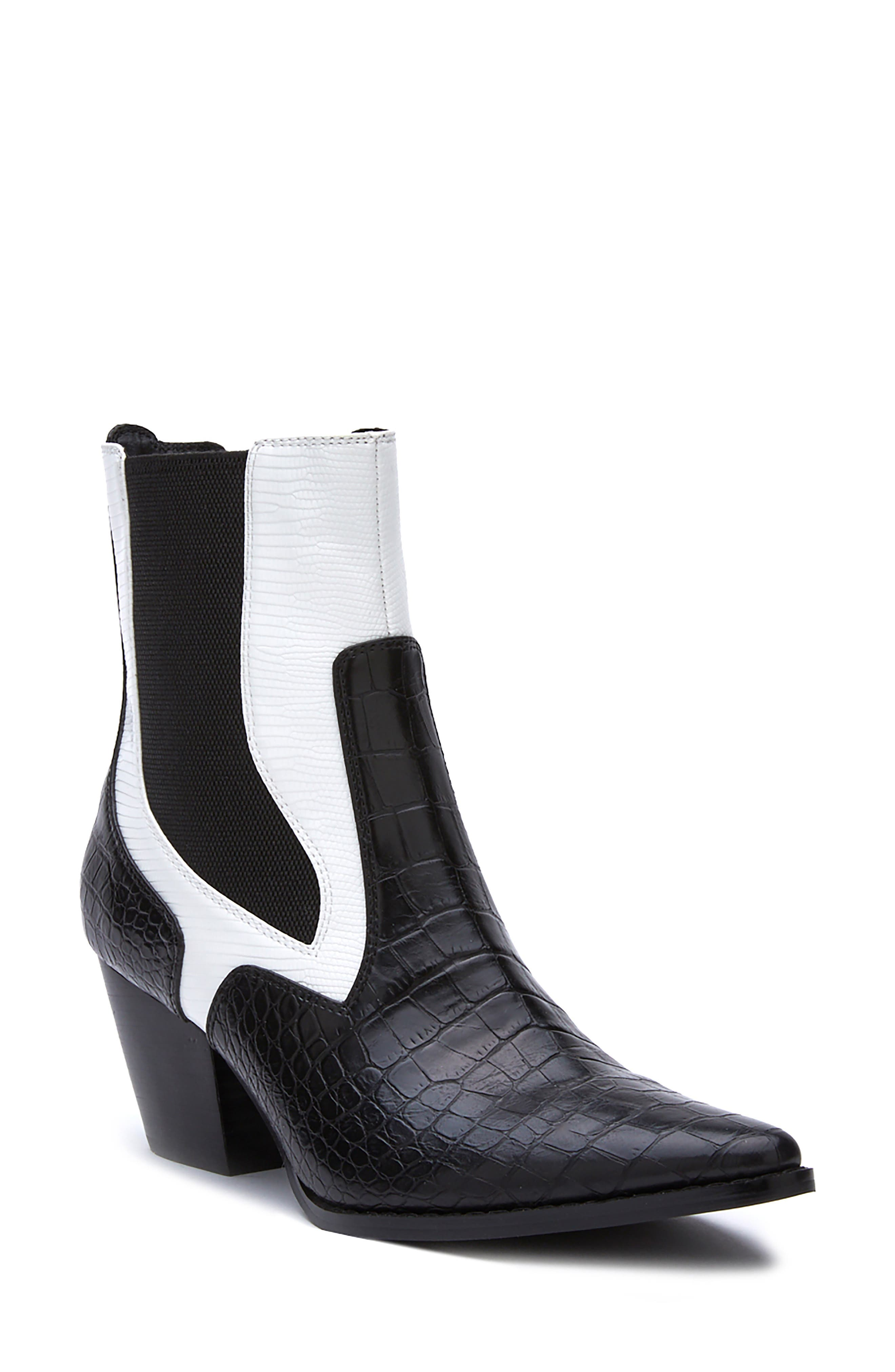 Duo Western Boot