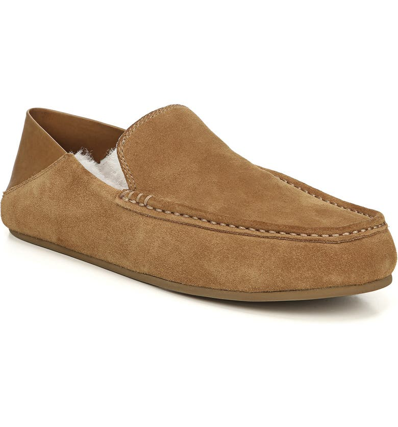 VINCE Gino 2 Slipper, Main, color, CAMEL