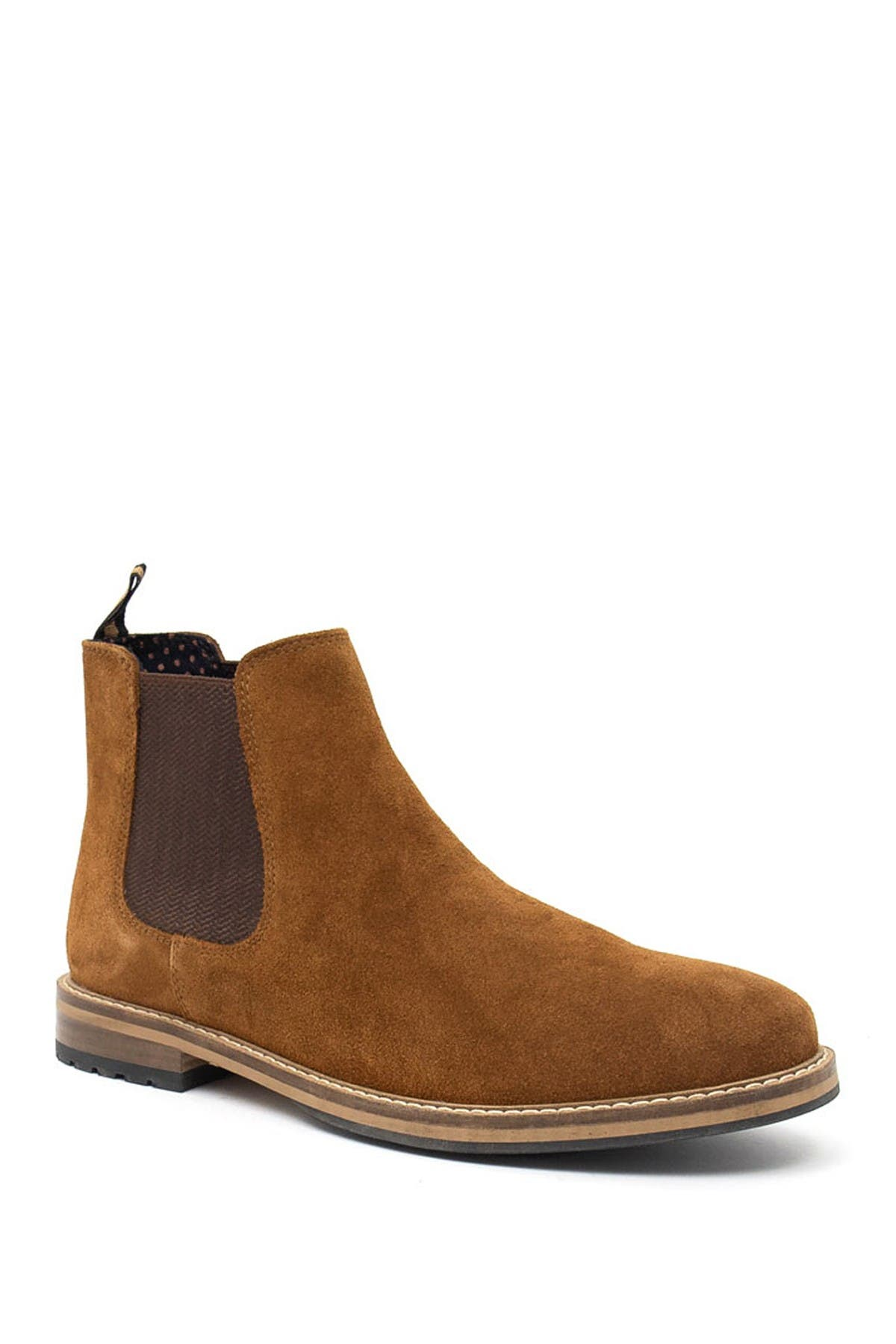 Image of Crevo Rory Water Resistant Leather Chelsea Boot