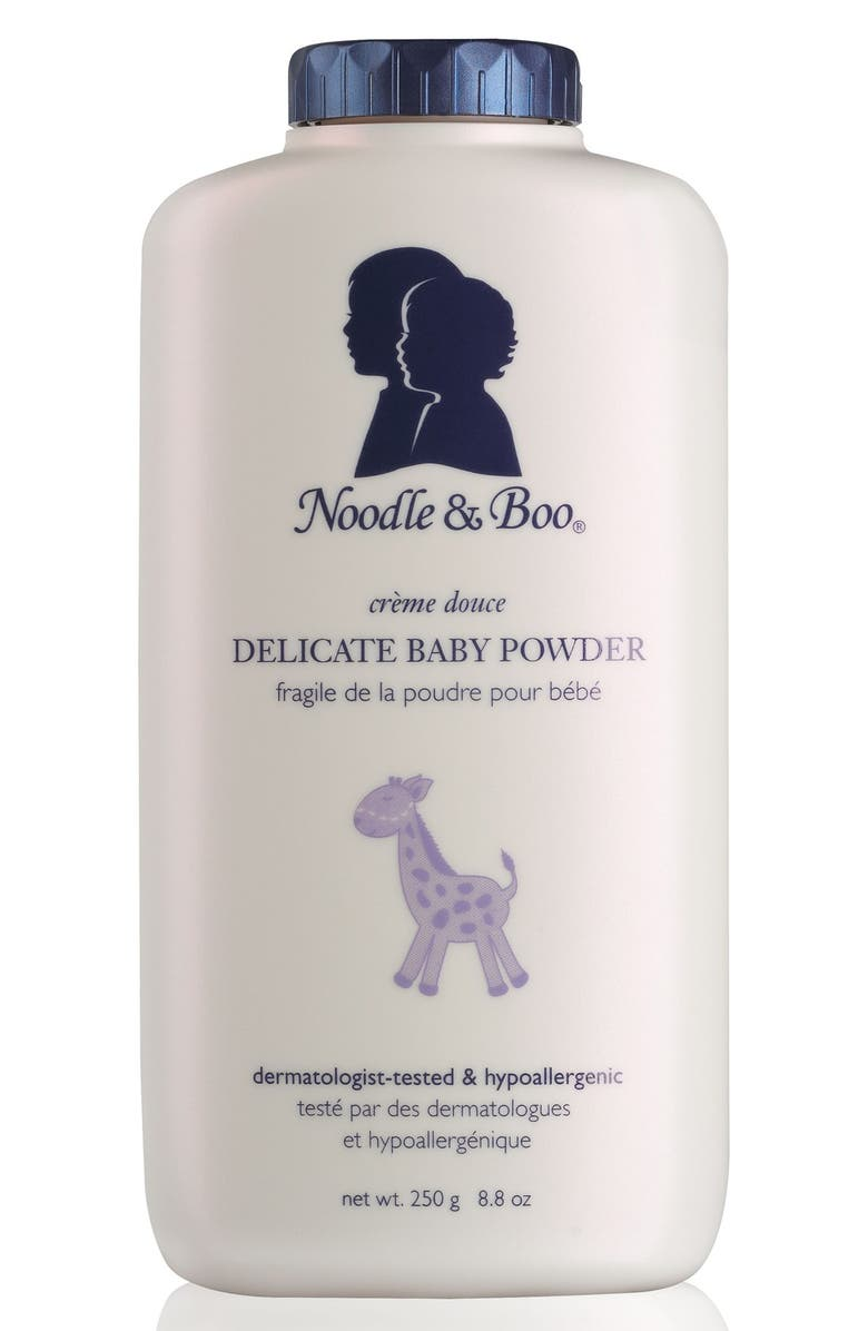 NOODLE & BOO Delicate Baby Powder, Main, color, 900