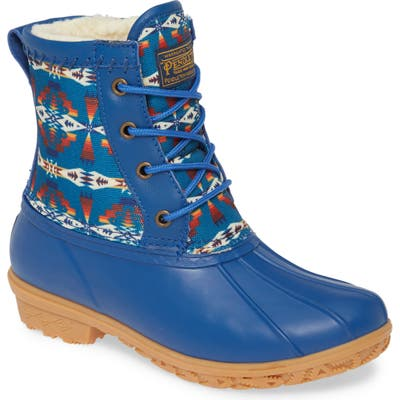 Pendleton Tucson Duck Boot, Blue