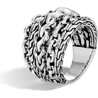 John Hardy Asli Link Ring