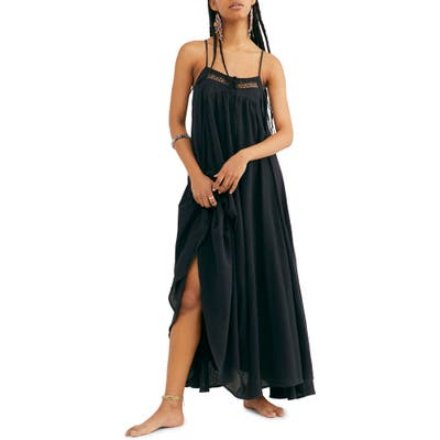 Endless Summer By Free People Mancora Maxi Dress, Black