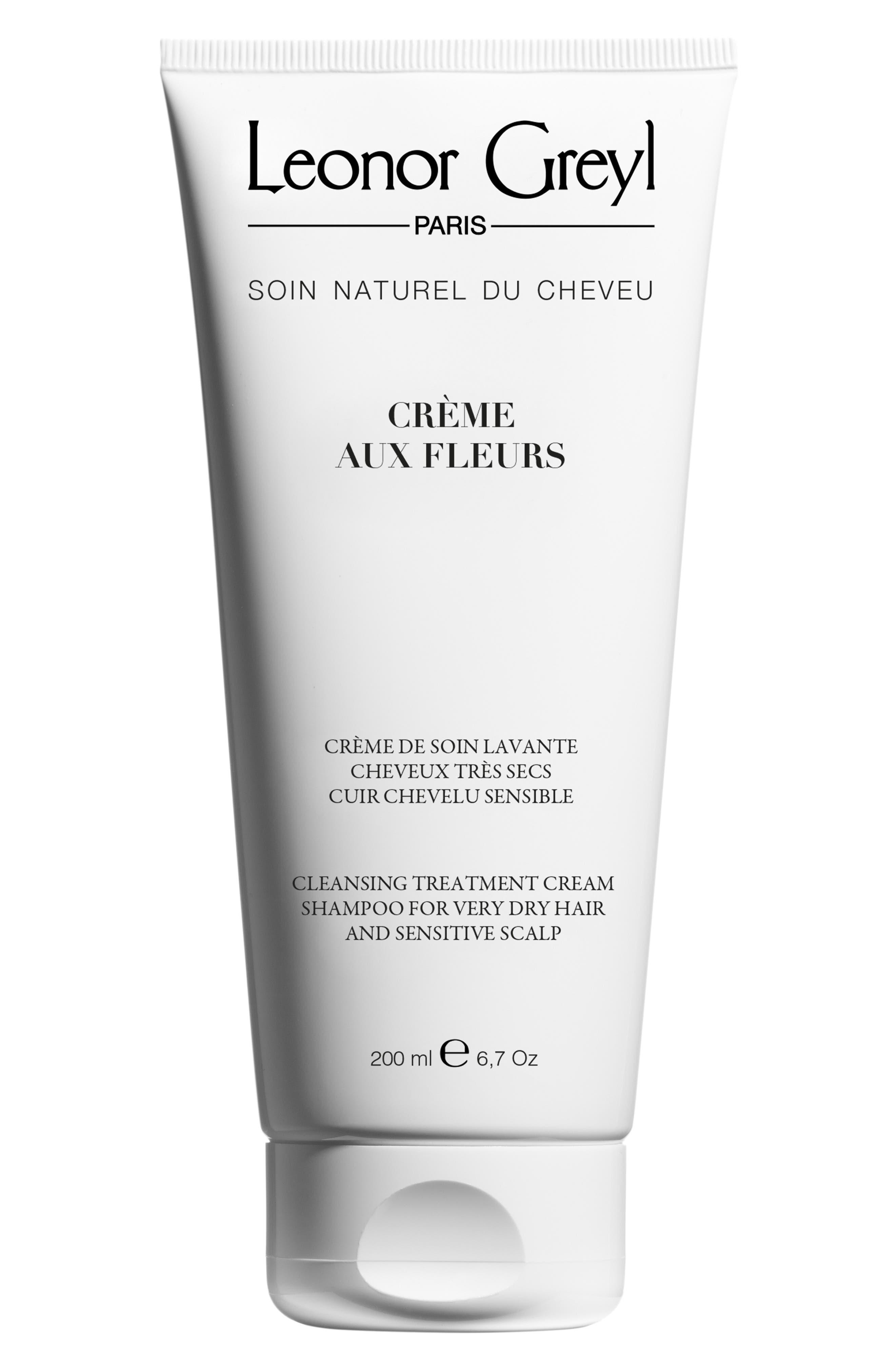 Creme Aux Fleurs Cream Shampoo