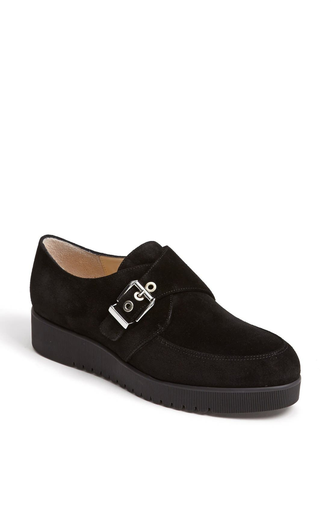 . 'Push' Loafer, Main, color, 001