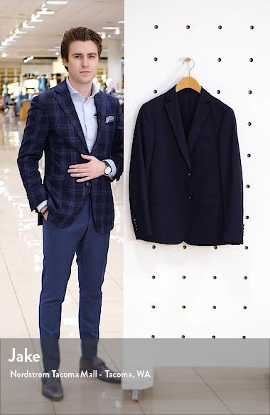 Slim Fit Wool Jacket, sales video thumbnail