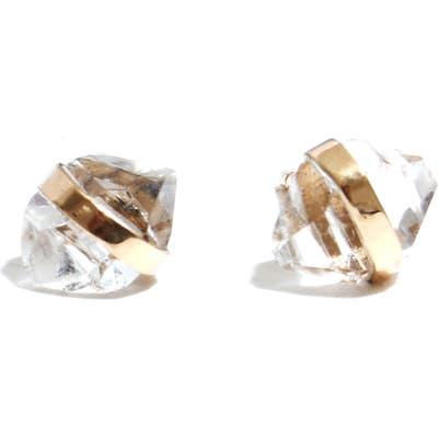 Melissa Joy Manning Stone Stud Earrings