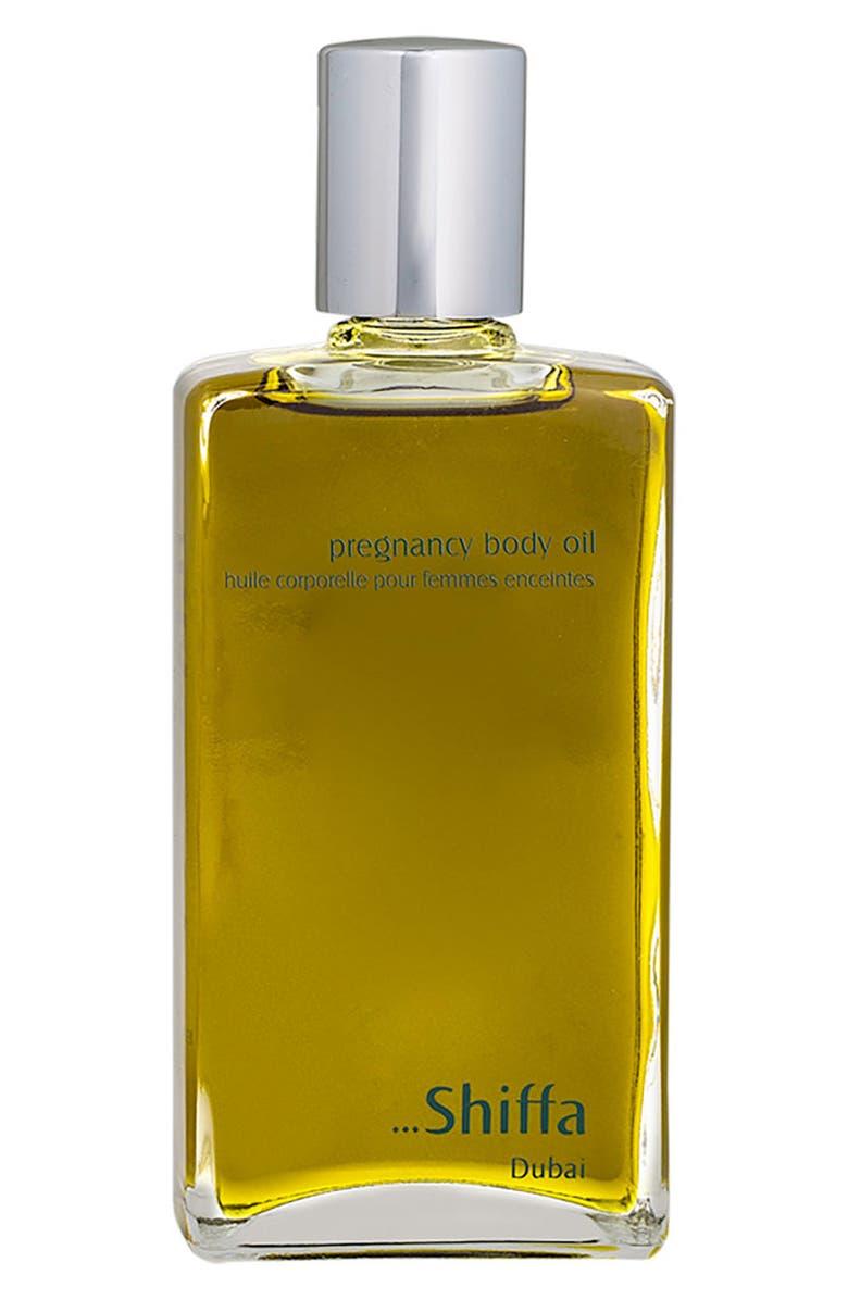 SHIFFA Pregnancy Body Oil, Main, color, 000
