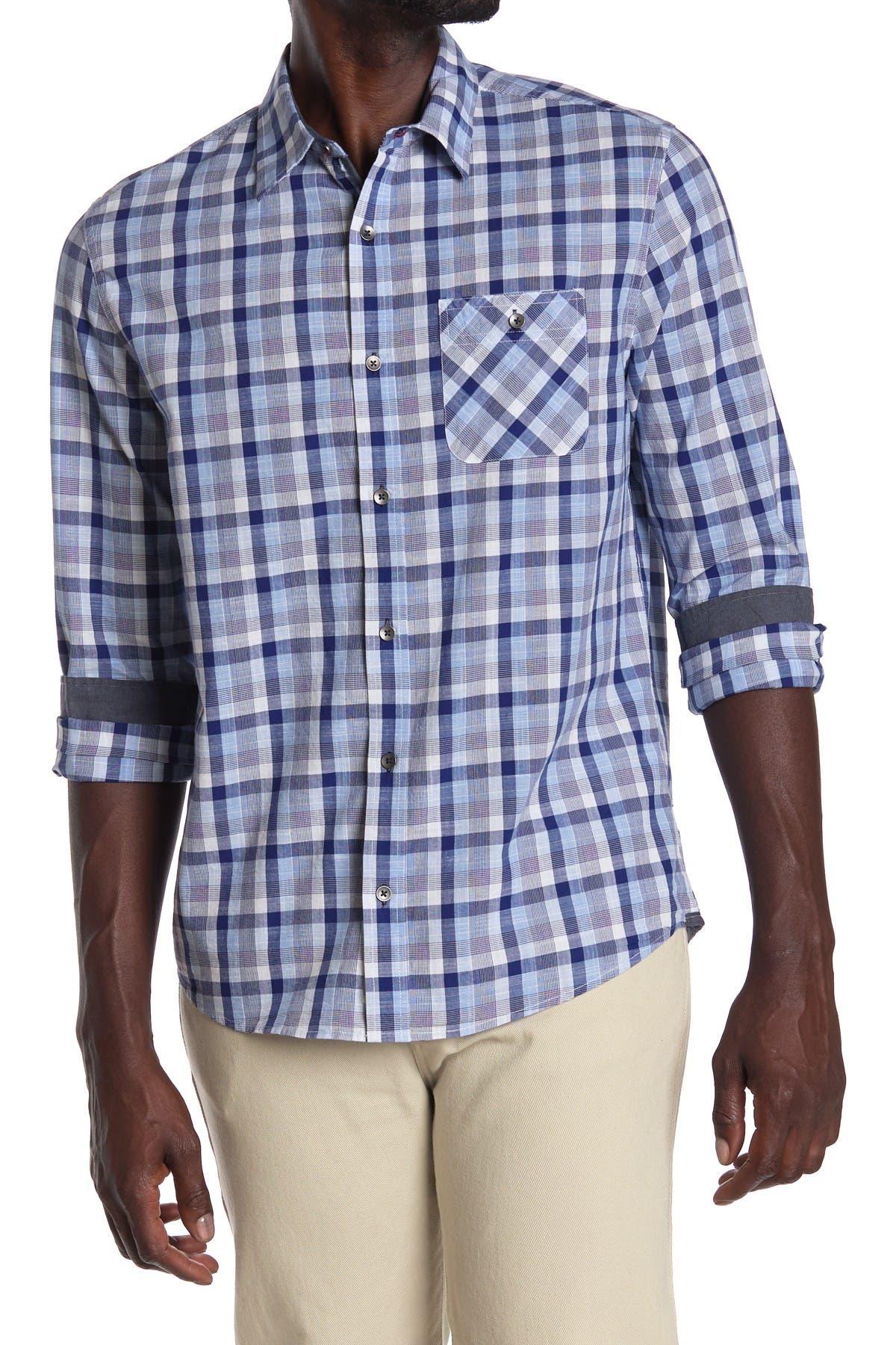 Image of Flag & Anthem Richardson Long Sleeve Shirt