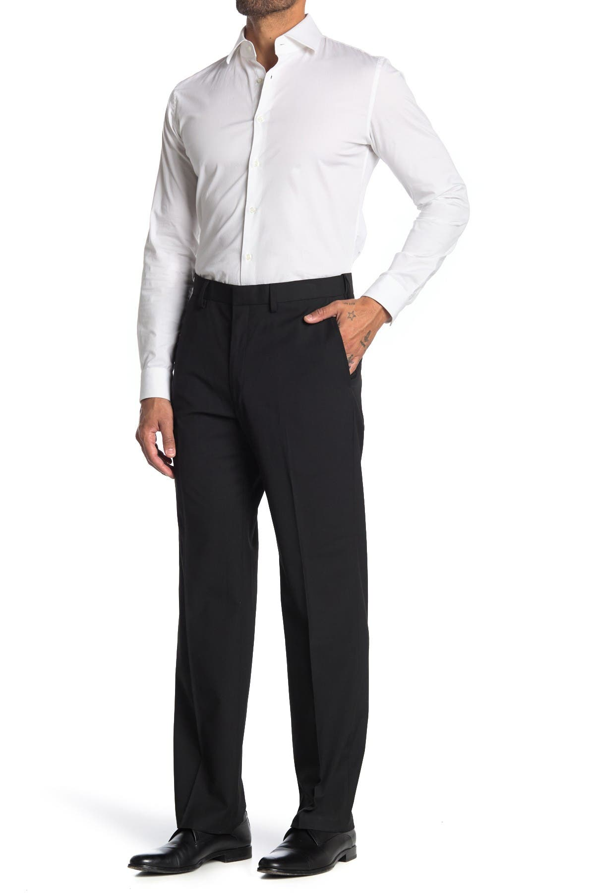 Image of HAGGAR Stretch Classic Fit Pants