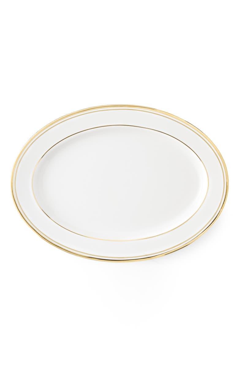 RALPH LAUREN Wilshire Oval Platter, Main, color, 710